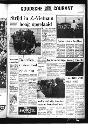 Goudsche Courant 1972-04-04