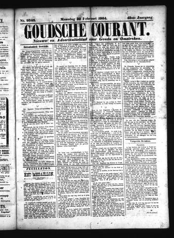 Goudsche Courant 1904-02-22