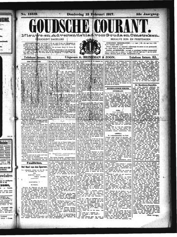 Goudsche Courant 1917-02-15