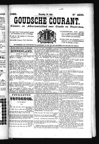 Goudsche Courant 1890-06-30