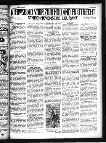 Schoonhovensche Courant 1942-03-25