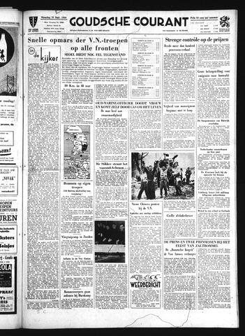 Goudsche Courant 1950-09-25