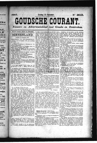 Goudsche Courant 1887-12-25