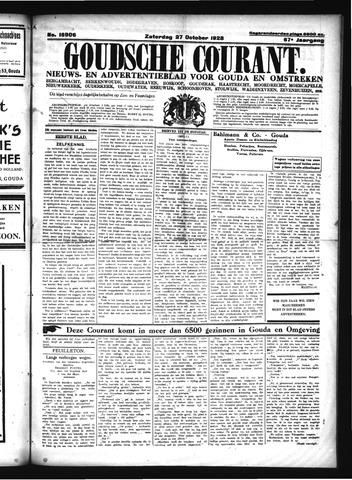 Goudsche Courant 1928-10-27