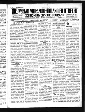 Schoonhovensche Courant 1939-05-17