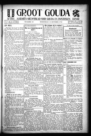 Groot Gouda 1945-10-10