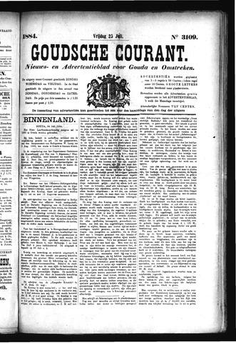 Goudsche Courant 1884-07-25