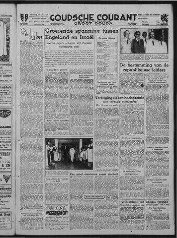 Goudsche Courant 1949-01-10
