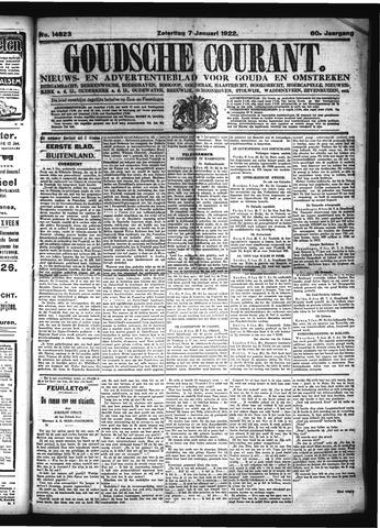 Goudsche Courant 1922-01-07