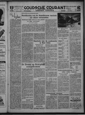 Goudsche Courant 1949-01-24