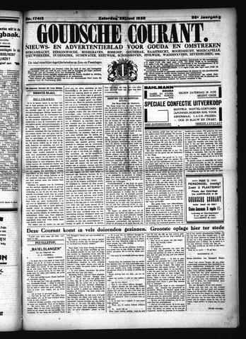 Goudsche Courant 1930-06-28