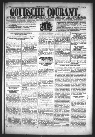 Goudsche Courant 1940-01-09