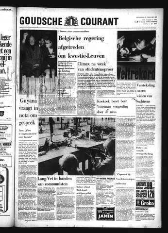 Goudsche Courant 1968-02-08