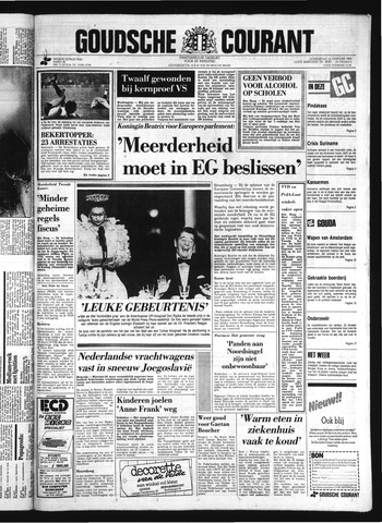 Goudsche Courant 1984-02-16