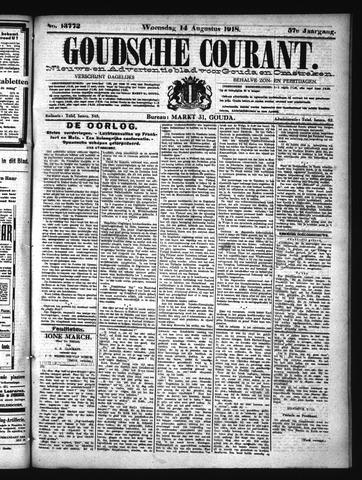 Goudsche Courant 1918-08-14