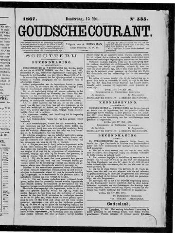 Goudsche Courant 1867-05-15