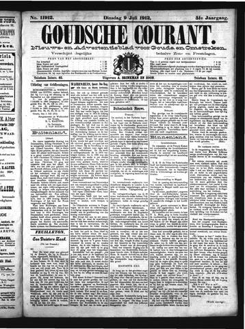 Goudsche Courant 1912-07-09
