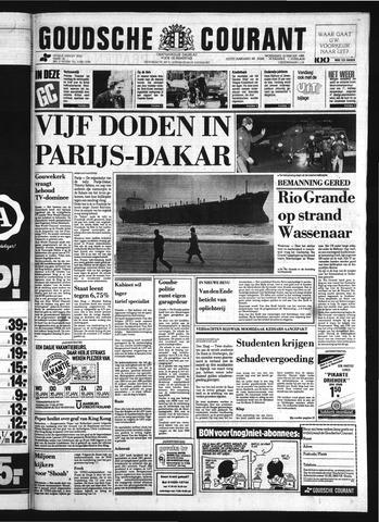 Goudsche Courant 1986-01-15