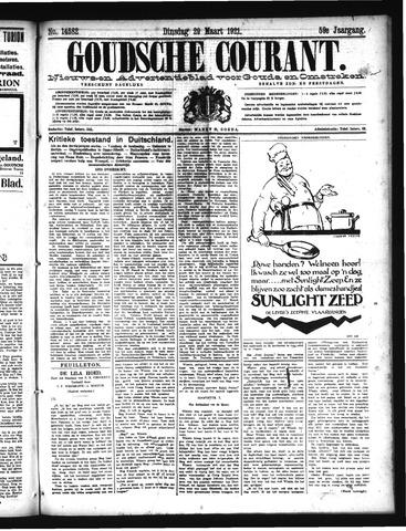 Goudsche Courant 1921-03-29