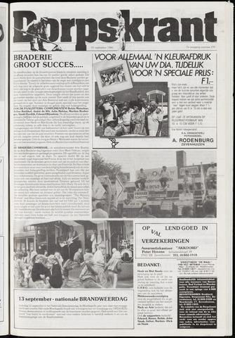 Dorpskrant 1986-09-10
