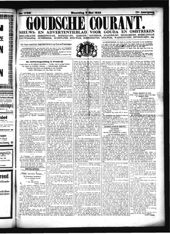 Goudsche Courant 1932-05-09