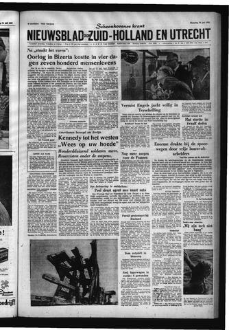Schoonhovensche Courant 1961-07-24