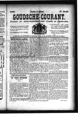 Goudsche Courant 1889-02-25