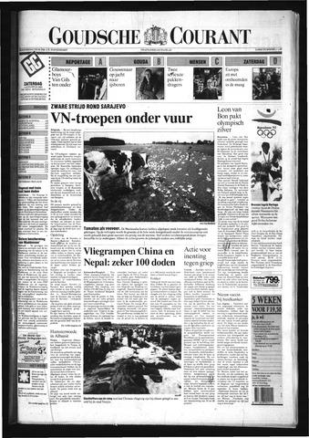 Goudsche Courant 1992-08-01