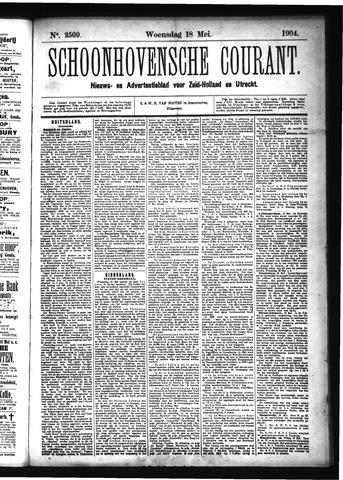 Schoonhovensche Courant 1904-05-18