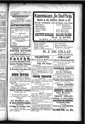 Goudsche Courant 1889-11-25