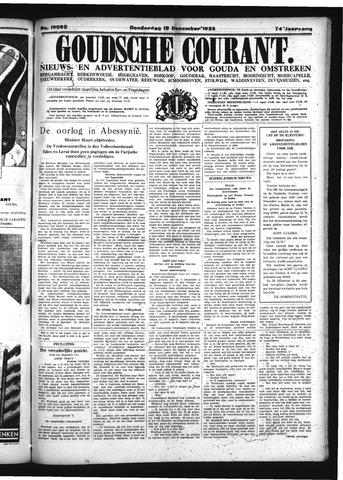 Goudsche Courant 1935-12-19