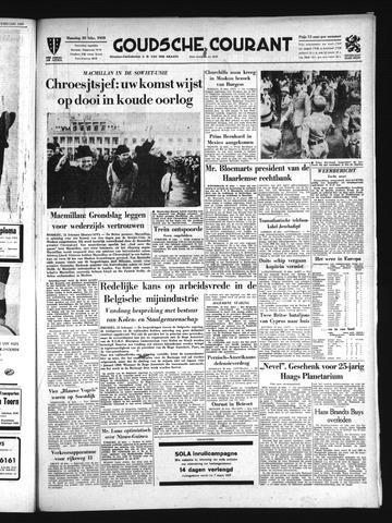 Goudsche Courant 1959-02-23