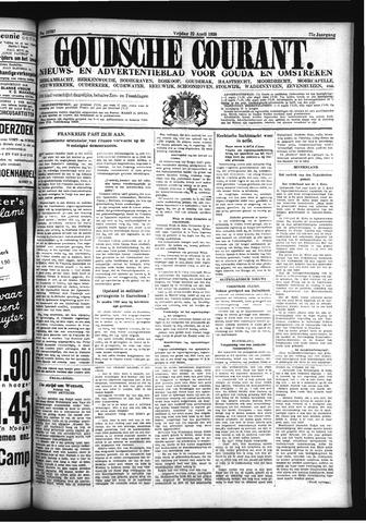 Goudsche Courant 1938-04-22