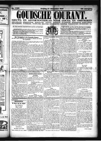 Goudsche Courant 1929-12-27