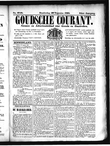 Goudsche Courant 1895-08-29