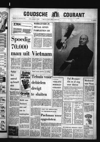 Goudsche Courant 1972-01-14