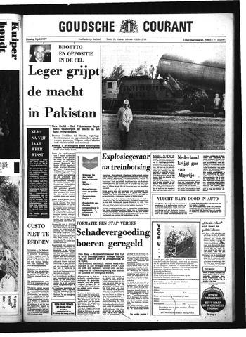 Goudsche Courant 1977-07-05