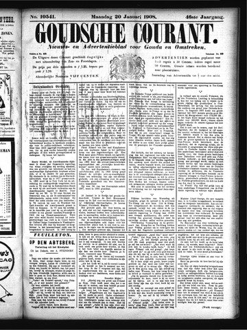 Goudsche Courant 1900-01-20