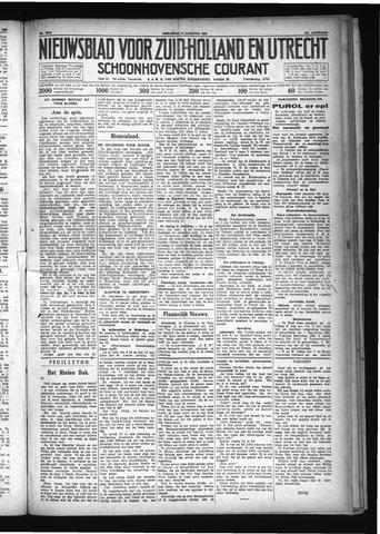 Schoonhovensche Courant 1929-08-14