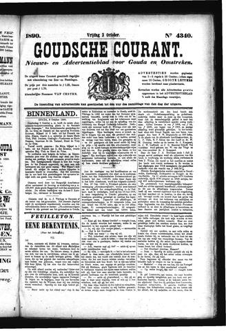 Goudsche Courant 1890-10-03