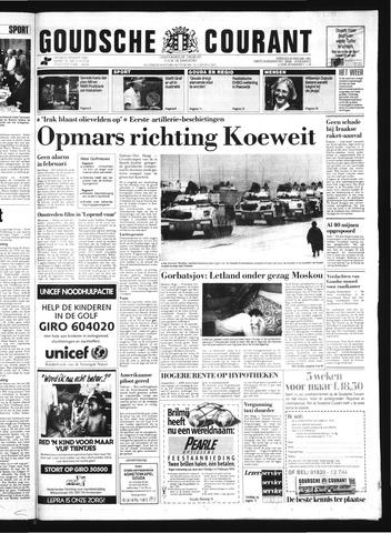 Goudsche Courant 1991-01-22