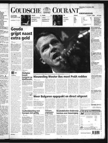 Goudsche Courant 2002-11-13