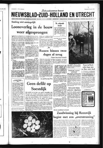 Schoonhovensche Courant 1971-04-26