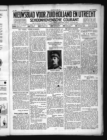 Schoonhovensche Courant 1938-05-16