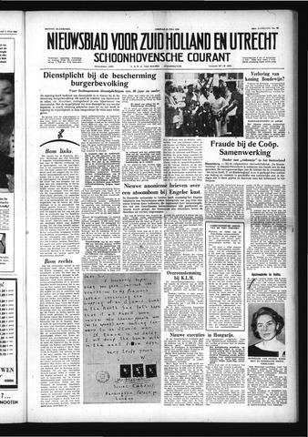 Schoonhovensche Courant 1958-07-11