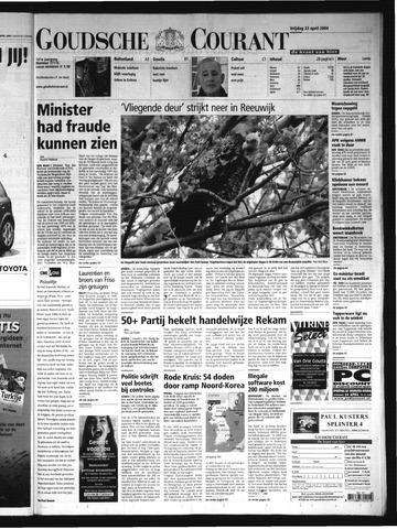 Goudsche Courant 2004-04-23