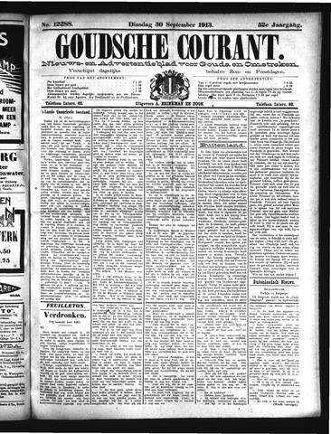 Goudsche Courant 1913-09-30