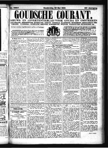 Goudsche Courant 1925-05-28