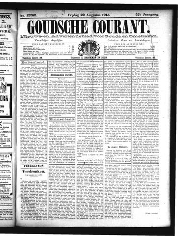 Goudsche Courant 1913-08-29