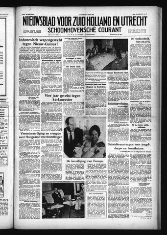 Schoonhovensche Courant 1958-06-23